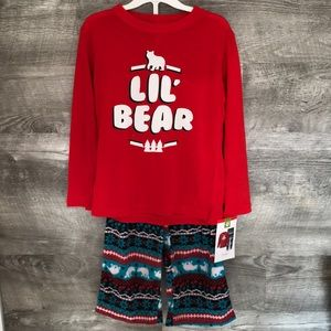 Other - Lil' Bear jammies NWT